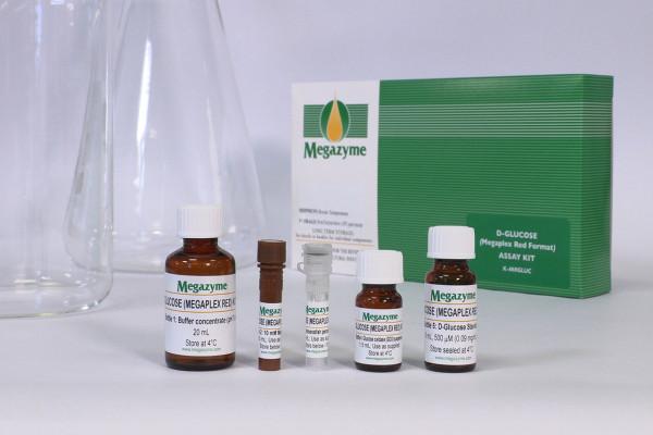D-Glucose Assay Kit (Megaplex Red)